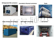 Trung Quốc Easy Operation Containerized Block Ice Machine Commercial 3P-380V-50HZ nhà máy sản xuất