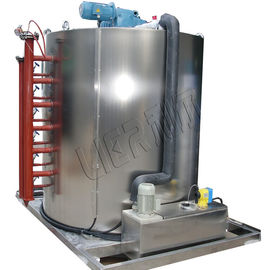 Trung Quốc 20 Ton Per Day Flake Ice Machine Evaporator With Ammonia System nhà máy sản xuất