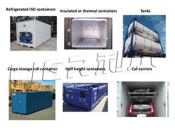 Trung Quốc Easy Operation Containerized Block Ice Machine Commercial 3P-380V-50HZ nhà phân phối