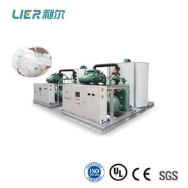 Trung Quốc Fresh Water Commercial Flake Ice Machine Capacity 0.5T ~ 60T , Bitzer Compressor nhà máy sản xuất