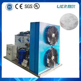 Trung Quốc 2 Ton Daily PLC Automatic Control Commercial Flake Ice Machine Danfoss Compressor nhà máy sản xuất